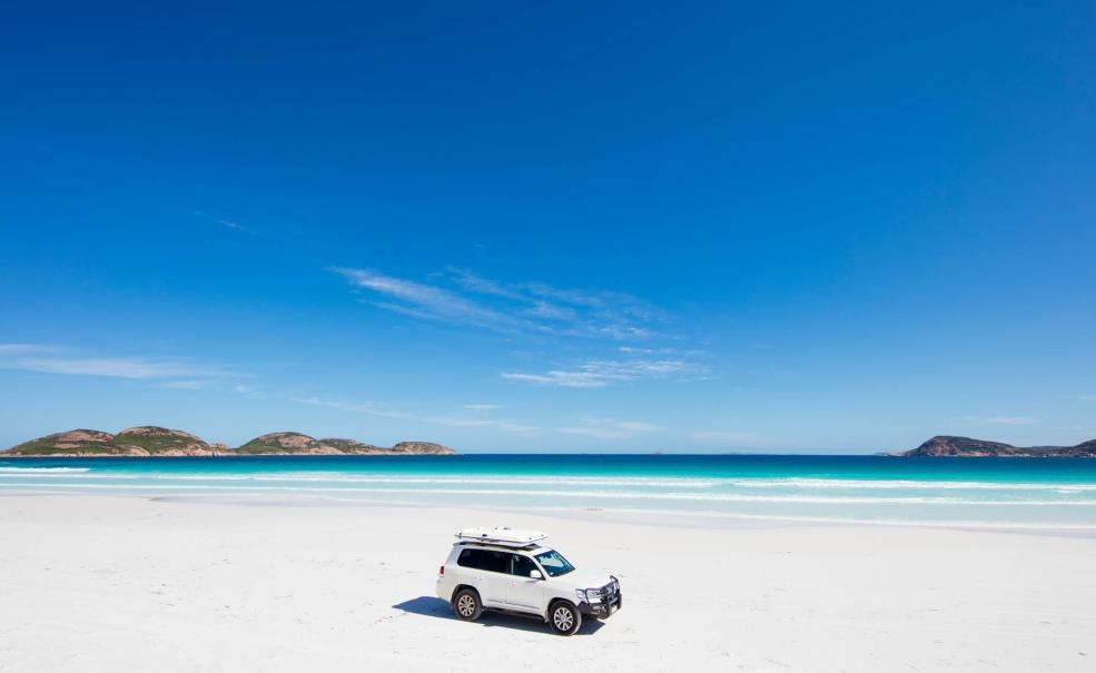 10-Day Adelaide to Perth Overland Tour, Adelaide