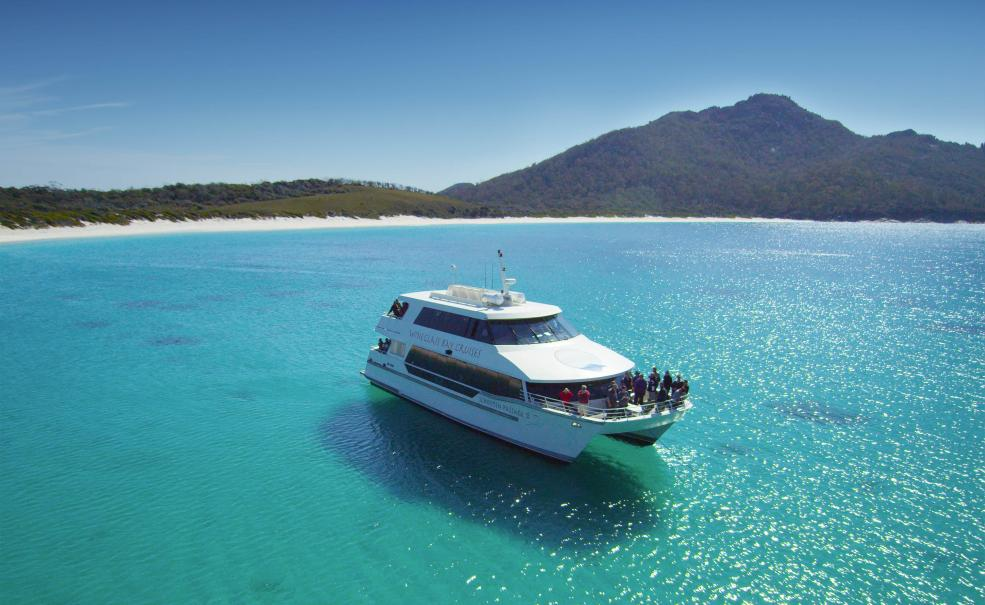 Wineglass Bay Cruises - Vista Lounge (including Ploughmans Lunch)